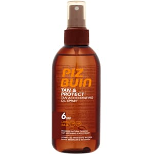Piz Buin Tan i Protect Tan Accelerating Oil Spray SPF6