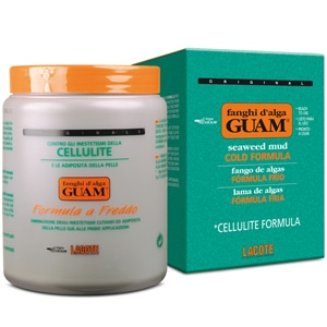 GUAM Fanghi d'Alga Azione Freddo 1 kg AntiCellulite