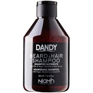 DANDY Beard & Hair Shampoo Nourishing Shampoo