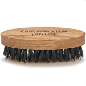 Captain Fawcett Accessories spazzola per barba con setole di cinghiale