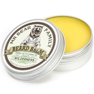 Mr Bear Family Beard Balm Wilderness