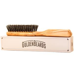 Golden Beards Olive Wood Beard Brush
