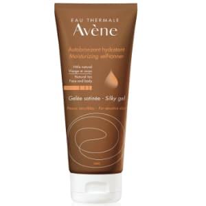Avène Autobronzant Hydratant Moisturizing Self-Tanning Silky Gel