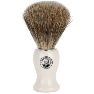 Captain Fawcett 'Super' Badger Shaving Brush