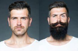 come crescere la barba