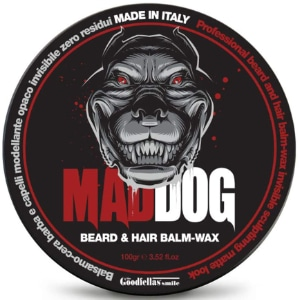 mad dog Cera Barba e Capelli