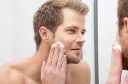 migliore schiuma da barba