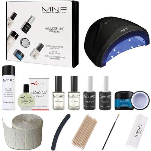 Mesauda Starter Kit Nail Modelling