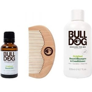 Bulldog Original Beard Care Set