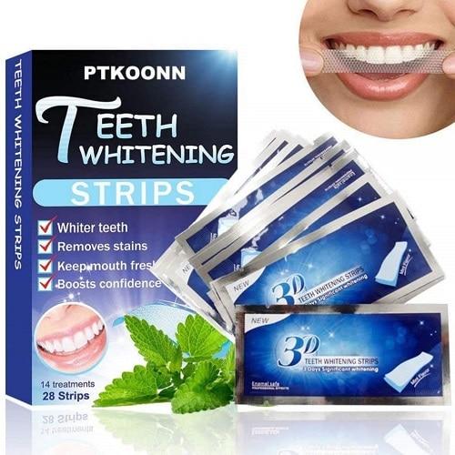 Ptkoonn Teeth Whitening Strips