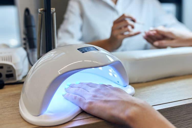 migliore lampada led unghie